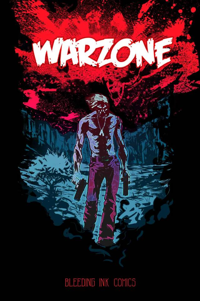Warzone cover image ©BleedingInk