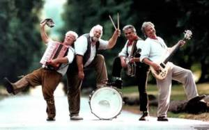 The Wurzels have released a Christmas album... yes, The Wurzels © artistevents.co.uk