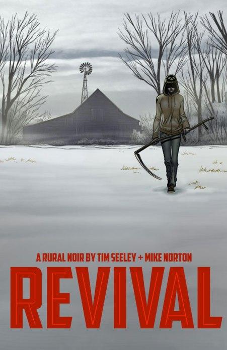 Revival TPB © Image Comics