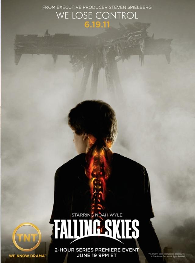Falling Skies Season 1 Poster