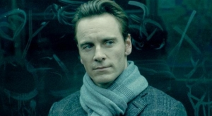 One of the few scenes Fassbender spends dressed ©ScreenRant