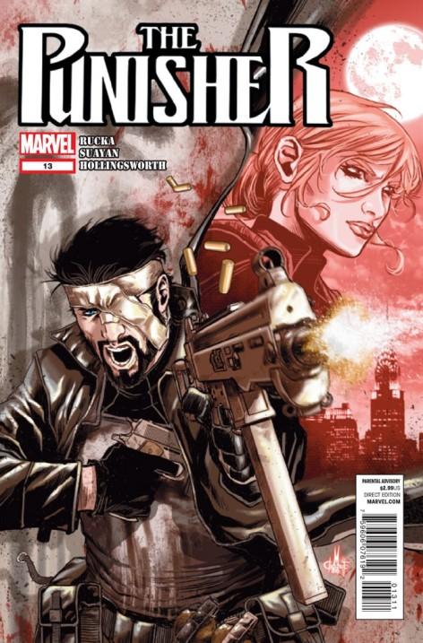 Punisher #13 © Marvel Comics