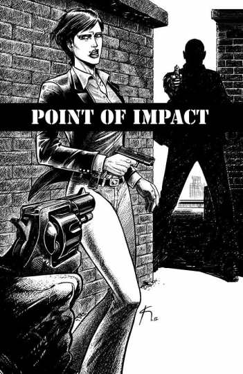 Point of Impact #4 © Image Comics