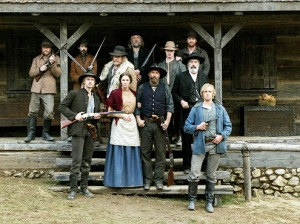 The Hatfield clan © tvguide