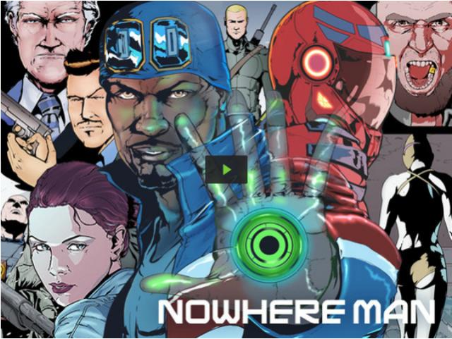 Nowhere Man Kickstarter Screenshot