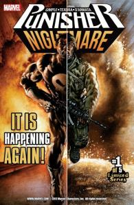 Punisher Nightmare #1 © Marvel Comics