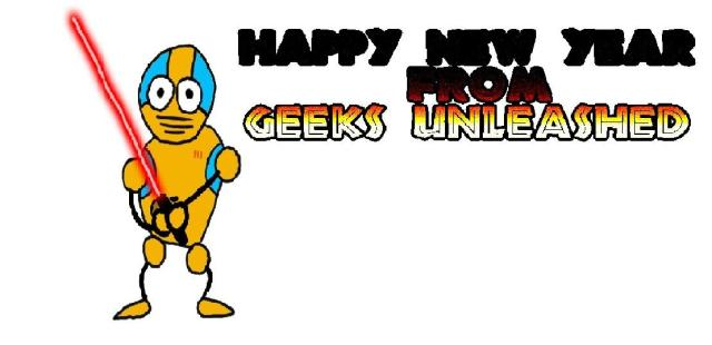 saber bot happy new yr