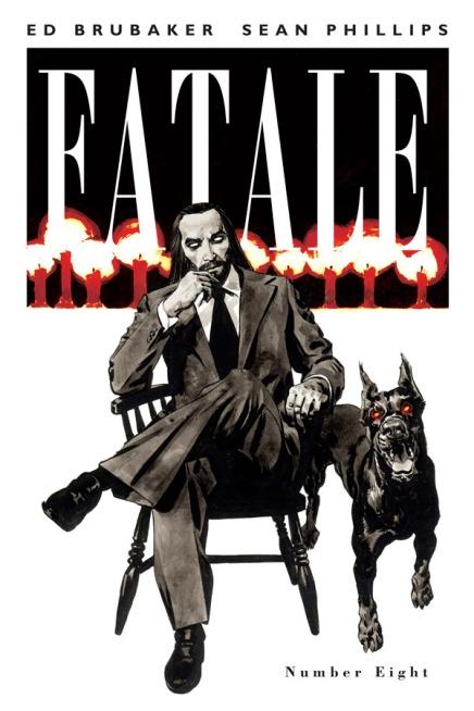 Fatale #8 Copyright 2012 Brubaker & Phillips