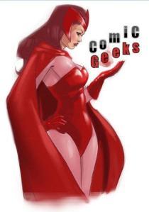 Comic Geeks Facebook