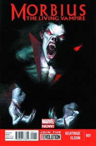 Morbius The Living Vampire #1 © Marvel Comics
