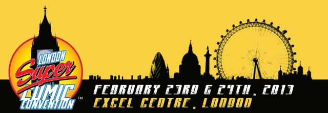 London-Super-Comic-Convention