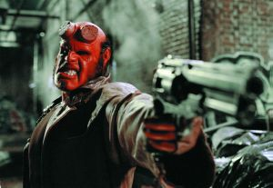 Guillermo left production after refusing to stop shoe-horning HellBoy into the plot ©SciFiNow