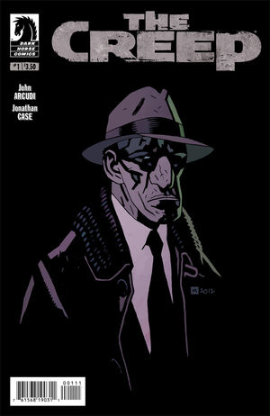 The Creep #1 © Dark Horse Comics