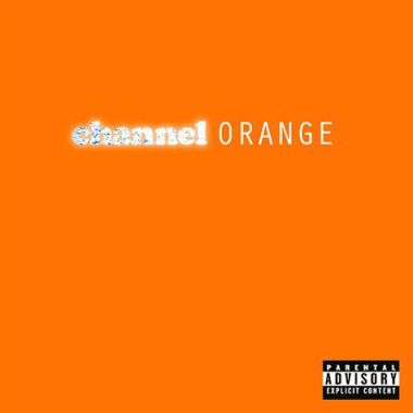 Frank Ocean, channel ORANGE.