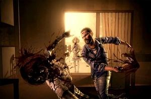 The Walking Dead Episode 1 - Lee Everett