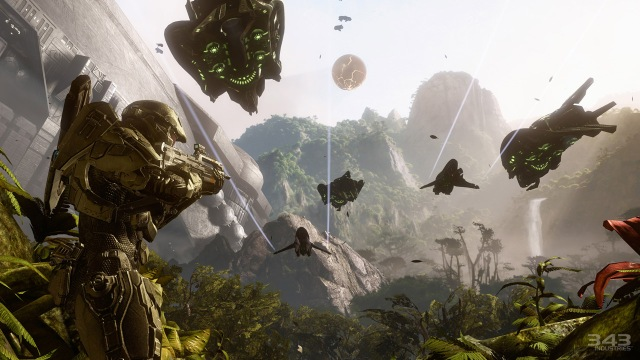 Screenshot © Microsoft / 343 Industries