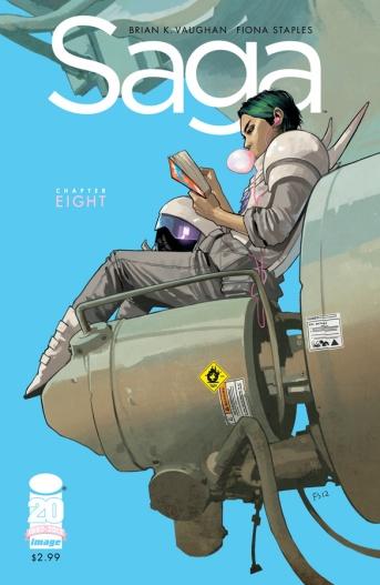 Saga #8 Copyright 2012 Image Comics